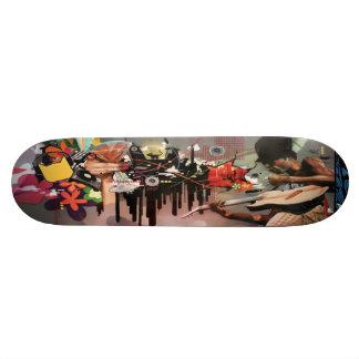 Skate Tempo de Powerchord Martini - plataforma da arte