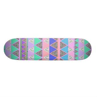 Skate tribal do impressão