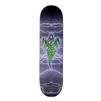 Skate tribal dos curto circuitos - ElixirNinE