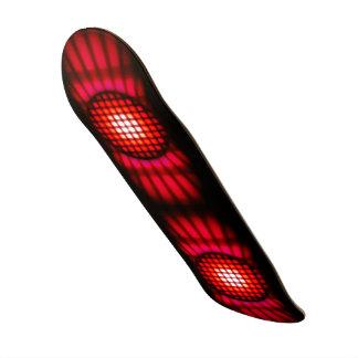 """Skate vermelho do gráfico Hoverboard"""" da"""