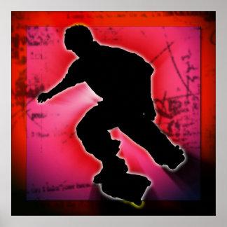 Skater Pôsteres
