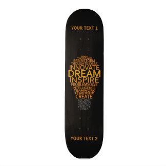 Skates inspirados do costume da ampola