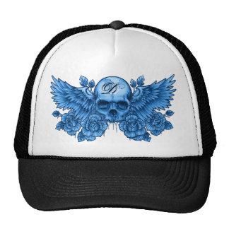 Skull Hat Boné