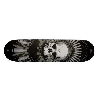 skullbig skateboard