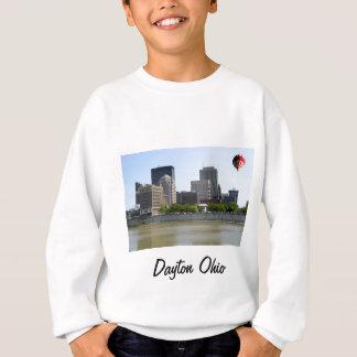 Skyline da cidade de Dayton Ohio Camisetas