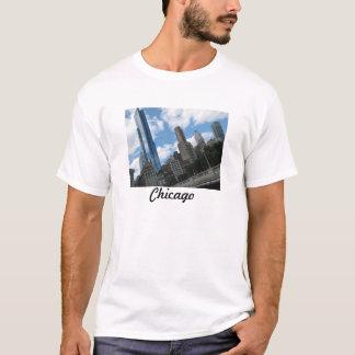 Skyline de Chicago Camisetas