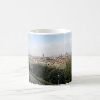 Skyline de Florença Caneca