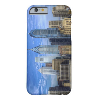 Skyline de Philly Capa Barely There Para iPhone 6