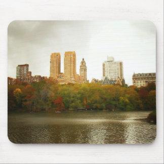 Skyline do Central Park, Nova Iorque Mouse Pads