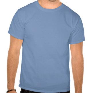 Skyline-Homens retros de Chicago T-shirt