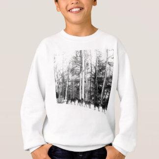 Sledding do cão de Alaska Tshirt