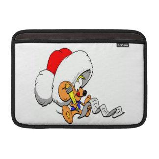 Sleeve De MacBook Rato do Natal