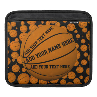 Sleeve Para iPad Luva do rickshaw dos basquetebol