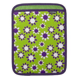 Sleeve Para iPad Margaridas customizáveis