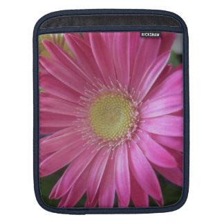 Sleeve Para iPad Princesa cor-de-rosa da margarida