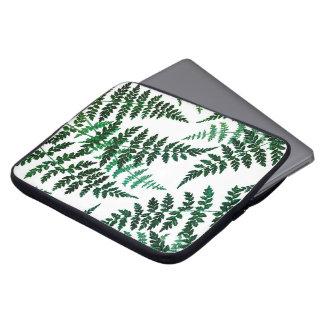 """Sleeve Para Laptop As bolsas de laptop botânicas da felicidade 15"""""""