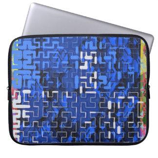 Sleeve Para Laptop Labirinto do marinho