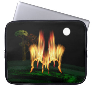 Sleeve Para Laptop Mosca do fogo