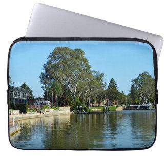Sleeve Para Laptop Sul da Austrália de Murray Renmark do rio,