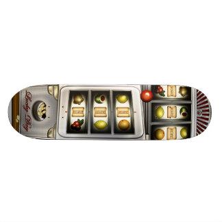Slots machines do vintage shape de skate 18,4cm
