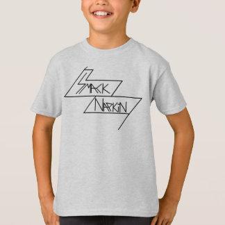 Smack o guardanapo - t-shirt sn1 dos miúdos