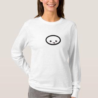 smiley bonito camiseta