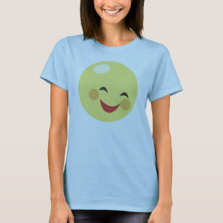 smiley camiseta