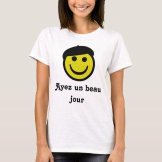 Smiley da boina tshirts