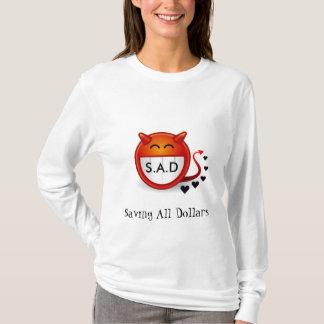 """""""Smiley diabólico """" T-shirts"""