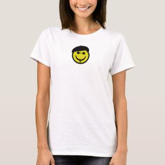 Smiley do Beatnik Camisetas