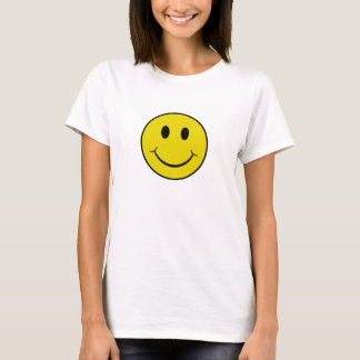 Smiley insolente t-shirts