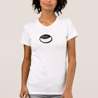 Smiley um t-shirt