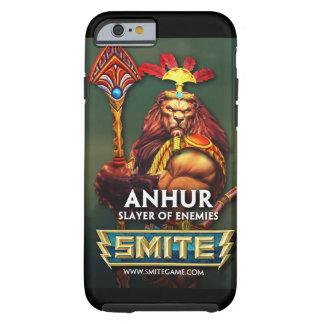 SMITE: Anhur, assassino dos inimigos Capa Tough Para iPhone 6