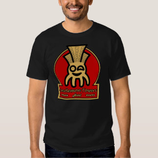 Smolemon eleva-se Tshirt do logotipo do hotel