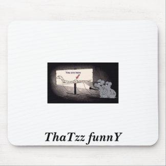 snake_mice, ThaTzz engraçado Mouse Pad