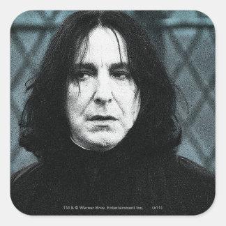 Snape 1 adesivo quadrado