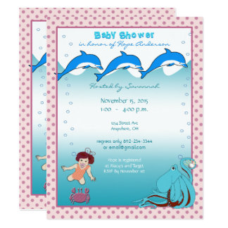 Sob o anúncio do chá do bebé do mar