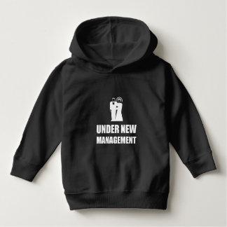 Sob o casamento novo da gestão tshirts