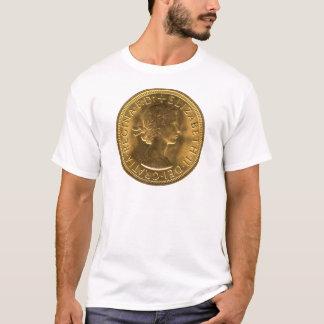 Soberano 1963 do ouro tshirts