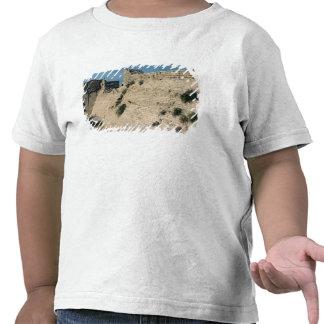 Sobras das paredes da fortaleza, c.37-31 t-shirts