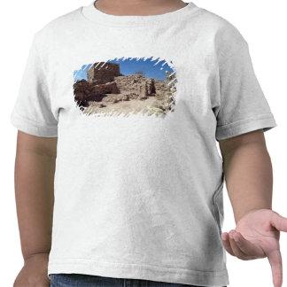 Sobras do palácio da fortaleza camisetas