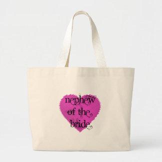 Sobrinho da noiva bolsa para compras