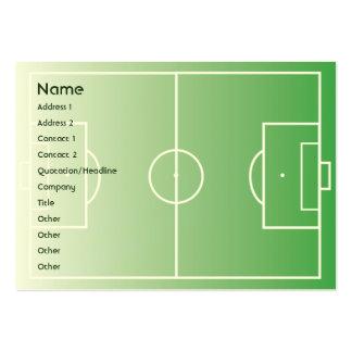 Soccerfield - carnudo cartoes de visita