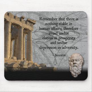 Socrates Mousepad
