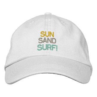 SOL, AREIA, SURF! boné