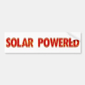 Solar psto adesivo para carro