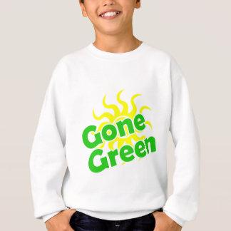 solar verde ido camisetas