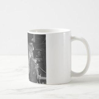 Soldadores das mulheres caneca de café