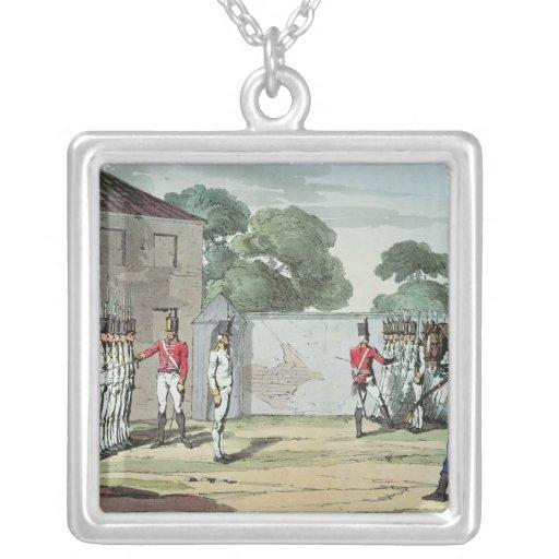 Soldados que furam, 1807 bijuteria