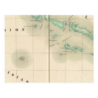 Solomon Island Oceania nenhuns 32 Cartão Postal